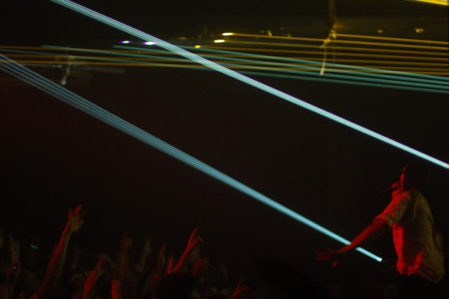 Ghostland Observatory at the Masquerade, Atlanta, GA