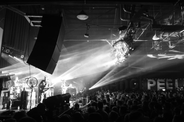 Umphrey's McGee at the Orange Peel, Asheville, NC