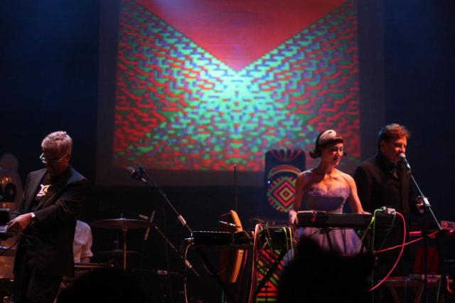The Octopus Project With Devo