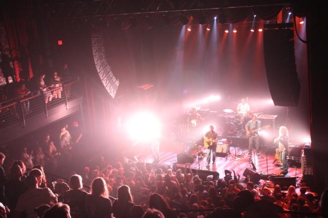 Railroad Earth at the Georgia Theatre, Athens, GA