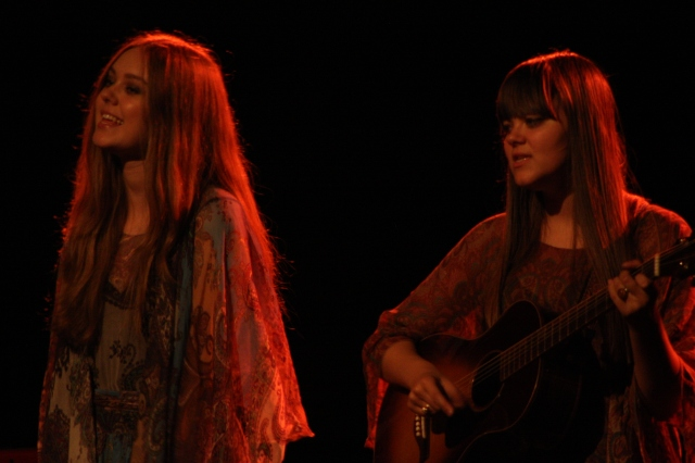 First Aid Kit at the Buckhead Theatre, Atlanta, GA