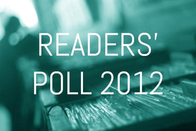 Readers' Poll 2012
