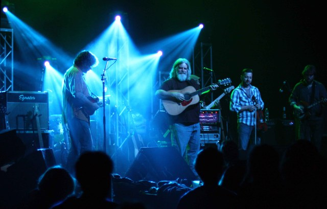 Leftover Salmon At The Rialto Theatre, Tucson, Arizona